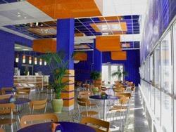 отделка кафе, ресторанов в Анапе
