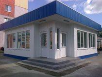 Строительство магазинов в Анапе и пригороде, строительство магазинов под ключ г.Анапа